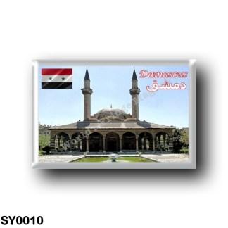 SY0010 Asia - Syria - Damascus - Tekkiye Mosque