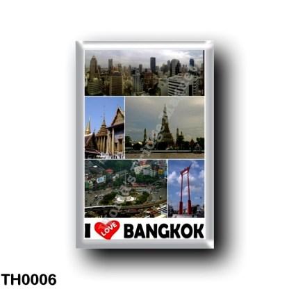 TH0006 Asia - Thailand - Bangkok - Mosaic