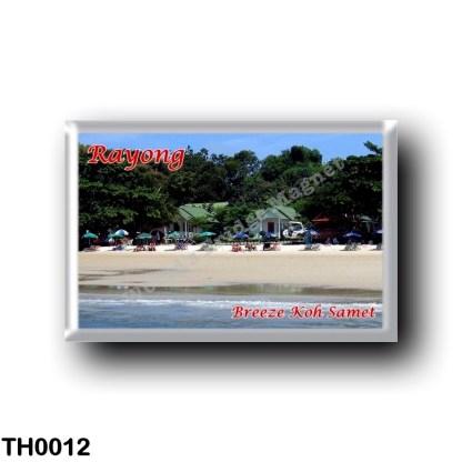 TH0012 Asia - Thailand - Rayong - Beach Sea Breeze Koh Samet