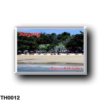 TH0012 Asia - Thailand - Rayong - Beach Sea Breeze Koh Samet