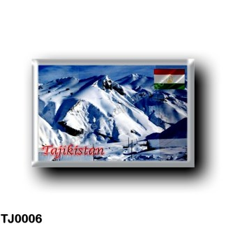 TJ0006 Asia - Tajikistan - Mine-site