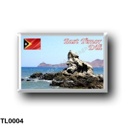 TL0004 Asia - East Timor - Dili & Atauro Island