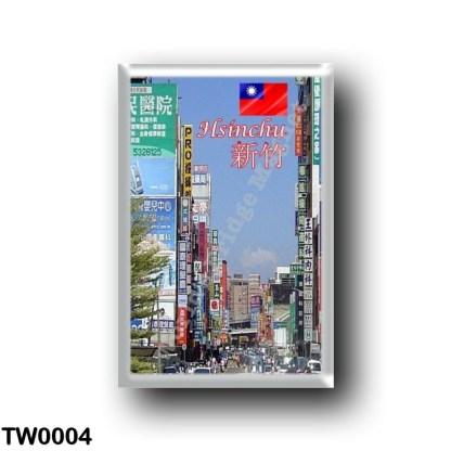 TW0004 Asia - Republic of China - Taiwan - Hsinchu