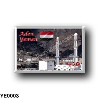 YE0003 Asia - Yemen - Aden - Old Town