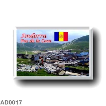 AD0017 Europe - Andorra - Pas de la Casa