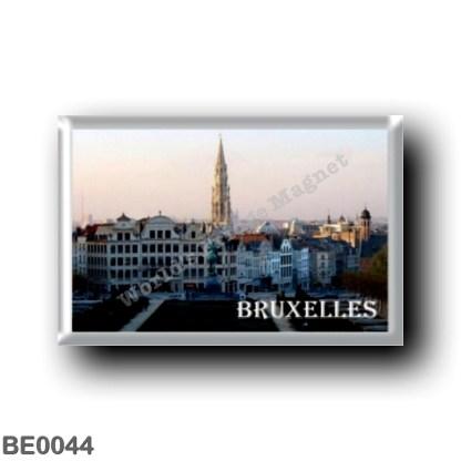 BE0044 Europe - Belgium - Brussels - Bruxelles