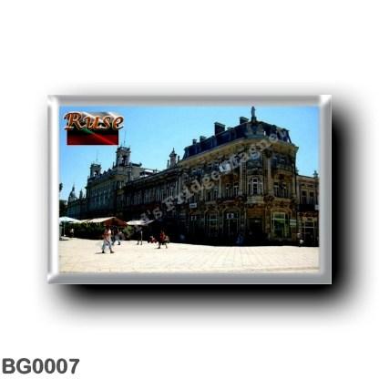 BG0007 Europe - Bulgaria - Ruse