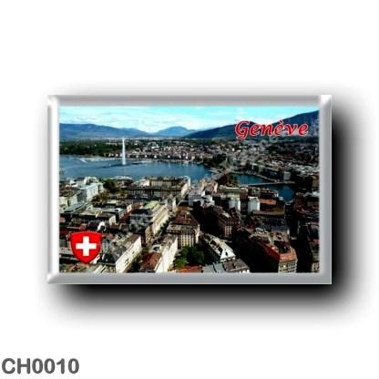 CH0010 Europe - Switzerland - Genève