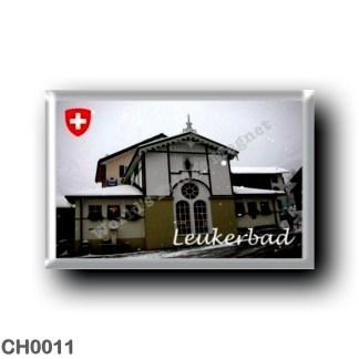 CH0011 Europe - Switzerland - Leukerbad