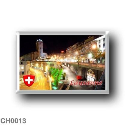 CH0013 Europe - Switzerland - Losanna