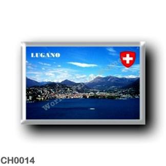 CH0014 Europe - Switzerland - Lugano