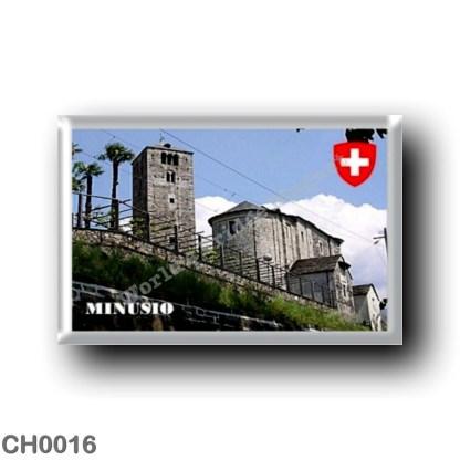 CH0016 Europe - Switzerland - Minusio