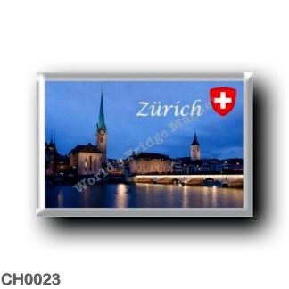 CH0023 Europe - Switzerland - Zurich
