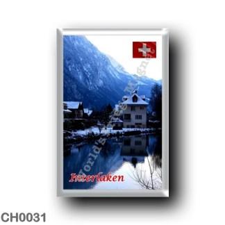 CH0031 Europe - Switzerland - Interlaken - Panorama