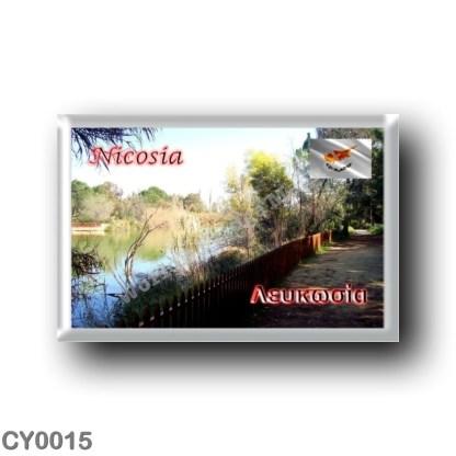 CY0015 Europe - Cyprus - Nicosia - Athalassa Parco