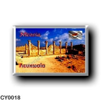 CY0018 Europe - Cyprus - Nicosia - Paphos Archaeological Park