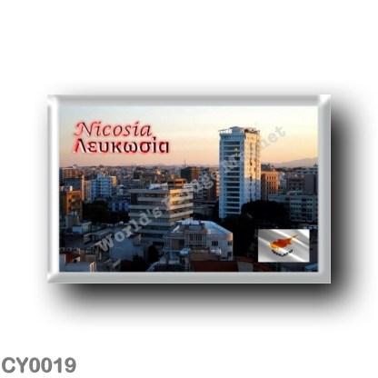 CY0019 Europe - Cyprus - Nicosia