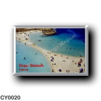 CY0020 Europe - Cyprus - Nissi Beach