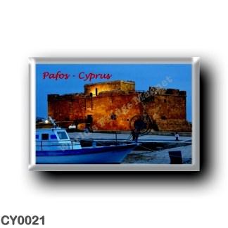 CY0021 Europe - Cyprus - Pafos - Forte Bizantino