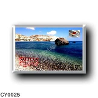 CY0025 Europe - Cyprus - Petra Tou-Romiou