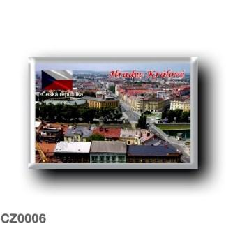 CZ0006 Europe - Czech Republic - Hradec Králové