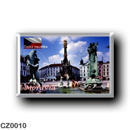 CZ0010 Europe - Czech Republic - Moravia