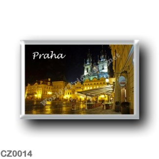 CZ0014 Europe - Czech Republic - Praha - Prague