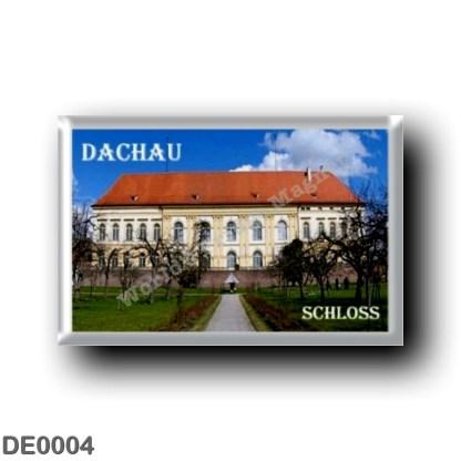 DE0004 Europe - Germany - Dachau - Schloss