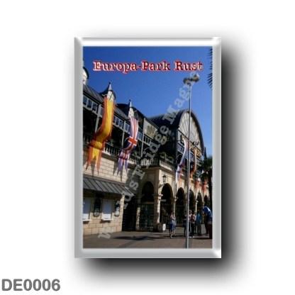 DE0006 Europe - Germany - Europa-Park - Rust