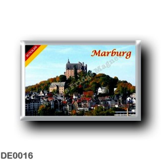DE0016 Europe - Germany - Marburg - Schloss OK