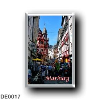 DE0017 Europe - Germany - Marburg - Wettergasse OK