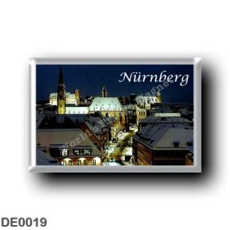 DE0019 Europe - Germany - Nürnberg - Nuremberg