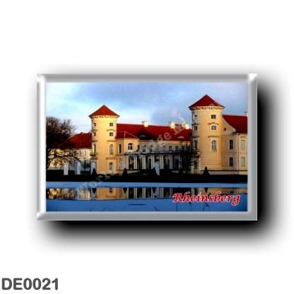 DE0021 Europe - Germany - Rheinsberg - Castle