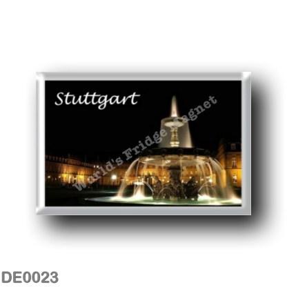 DE0023 Europe - Germany - Stuttgart