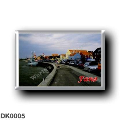 DK0005 Europe - Denmark - Fanø - shore