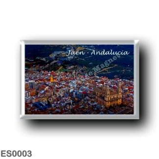 ES0003 Europe - Spain - Andalucia - Jaén