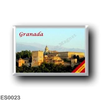ES0023 Europe - Spain - Granada