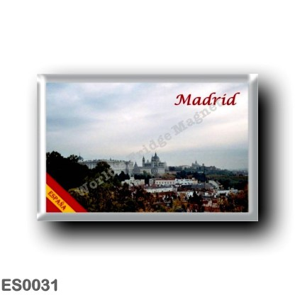 ES0031 Europe - Spain - Madrid - Veduta