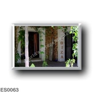 ES0063 Europe - Spain - Balearic Islands - Ibiza - Eivissa -
