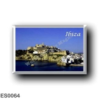 ES0064 Europe - Spain - Balearic Islands - Ibiza - Eivissa