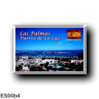 ES00b4 Europe - Spain - Canary Islands - Gran Canaria - Las Palmas - Puerto de la Luz
