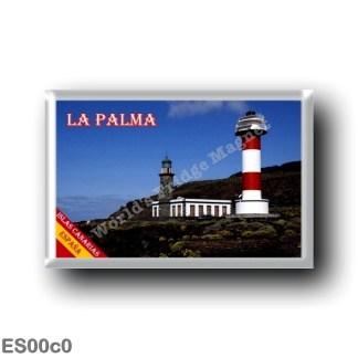 ES00c0 Europe - Spain - Canary Islands - La Palma - Faro