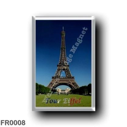 FR0008 Europe - France - Tour Eiffel ok