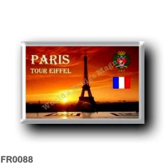 FR0088 Europe - France - Paris - Tour Eiffel