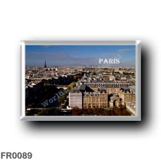 FR0089 Europe - France - Paris