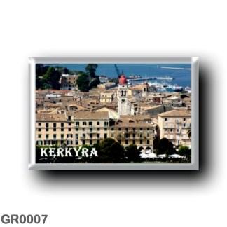 GR0007 Europe - Greece - Corfu - Kerkyra