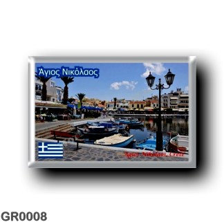 GR0008 Europe - Greece - Crete - Agios Nikolaos