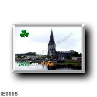 IE0005 Europe - Ireland - Ballina - Béal an Átha