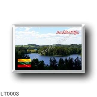 LT0003 Europe - Lithuania - Aukštaitija