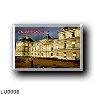 LU0005 Europe - Luxembourg Palace